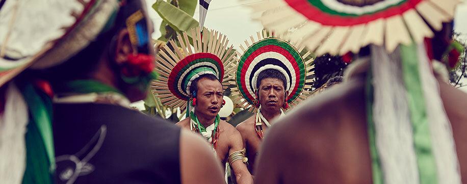 Hornbill Festival, India, India Travel