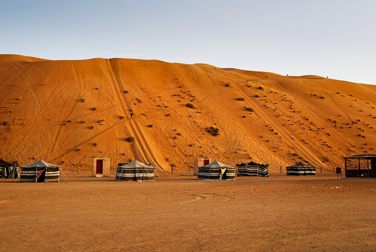 WAHIBA SANDS - CAMPING EXPERIENCE