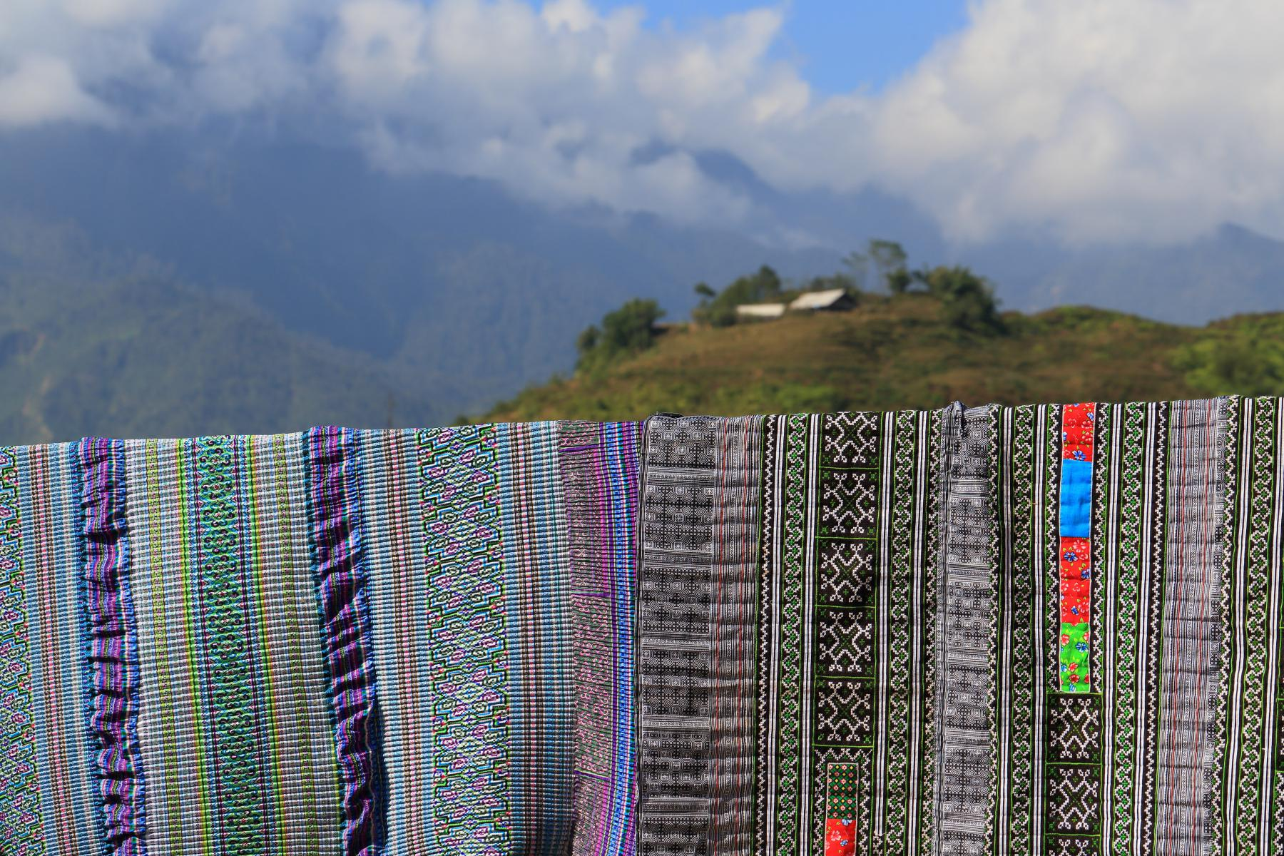 asia hemp fabric