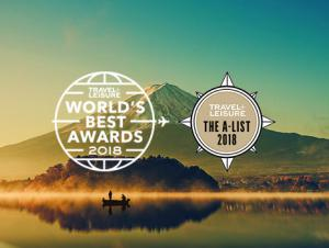 Travel and Leisure winners