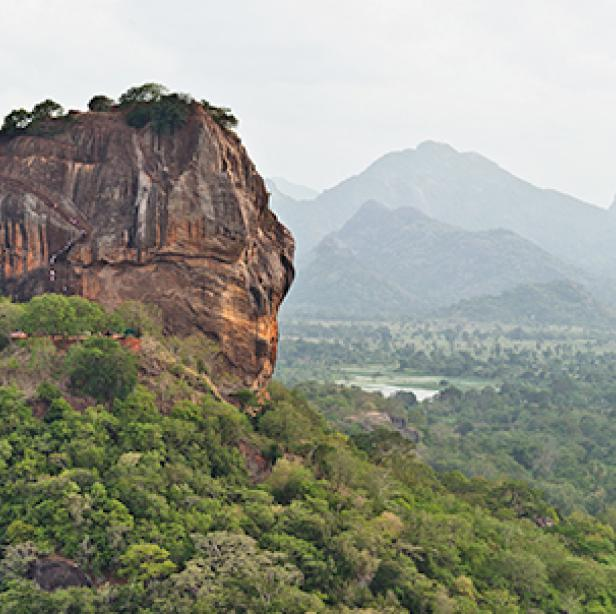 Sigiriya, Cultural Triangle, Sri Lanka